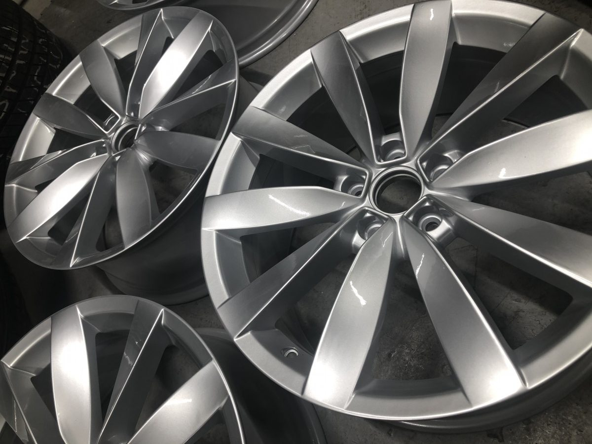 ALLOY WHEEL REPAIR AND REFURBISHMENT IN WOKING